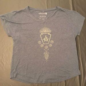 Women's Arbor shirt sleeve t shirt